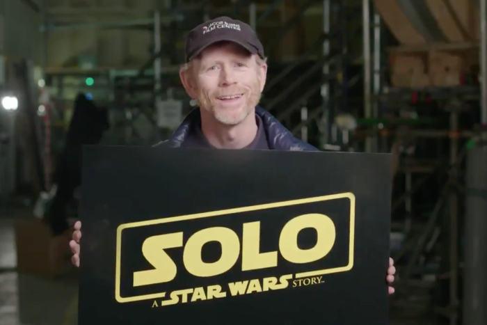 """《星球大战》""""韩·索罗""""外传就叫""""Solo""""《索罗:一个星球大战故事》"""