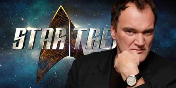 昆汀要求新加盟的《星际迷航》电影定为R级