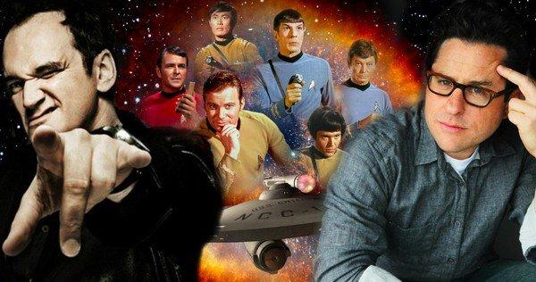 昆汀·塔伦蒂诺将和艾布拉姆斯合作打造《星际迷航》