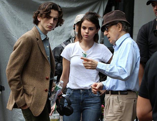 伍迪·艾伦(Woody Allen)职业生涯或就此结束