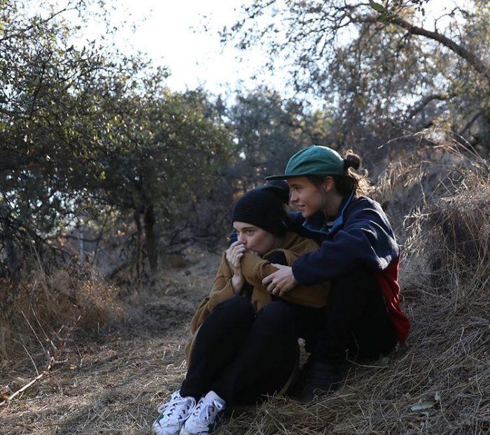 艾伦·佩姬(Ellen Page)宣布与同性女友Emma Portner结婚