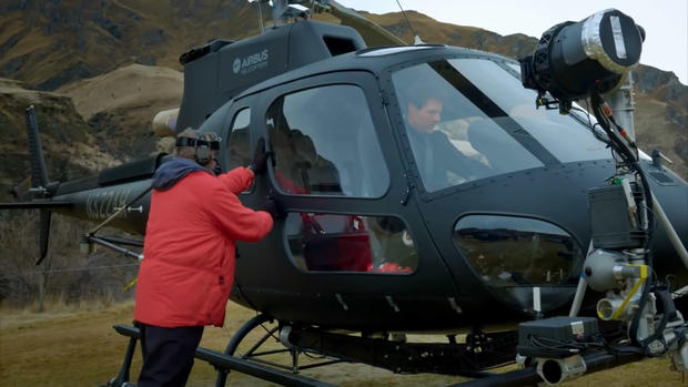 Mission: Impossible - Fallout (2018) - Helicopter Stunt Behind The Scenes