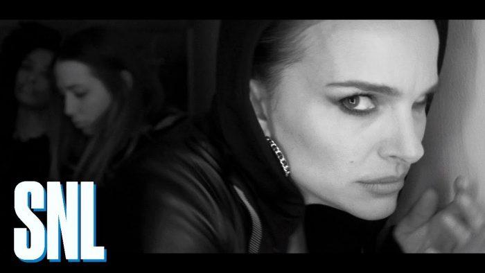 娜塔莉·波特曼(Natalie Portman)主持SNL 搞怪Rap高能来袭
