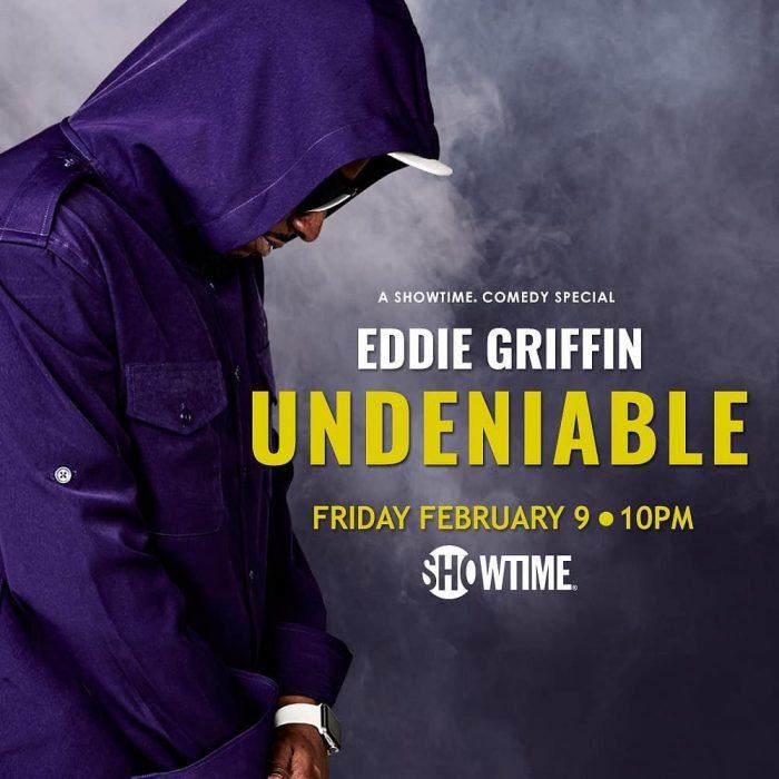 埃迪·格里芬(Eddie Griffin) - 单口专场 Undeniable