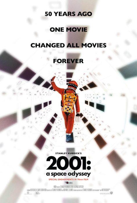 诺兰《2001太空漫游》(2001: A Space Odyssey)70mm未修复版本预告