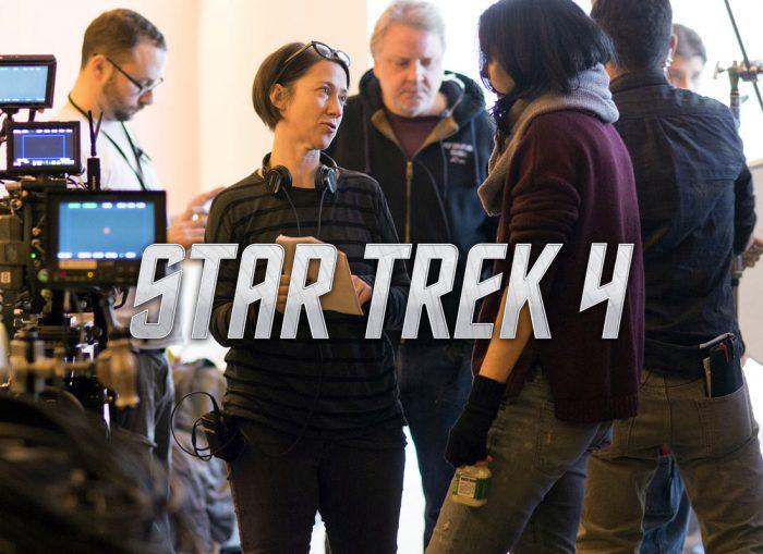 《星际迷航4》迎来女导演克拉克森(S.J. Clarkson)