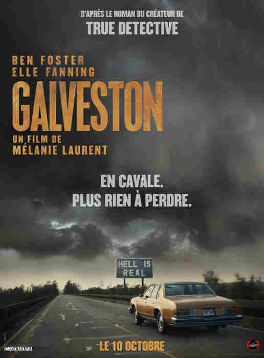 艾丽·范宁挑战妓女角色《加尔维斯顿》曝光首款正式预告