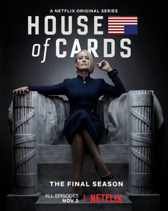 《纸牌屋》(House of Cards)第六集全新前导预告