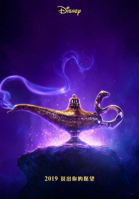 盖·里奇 合作迪士尼真人《阿拉丁》(Aladdin)首曝预告
