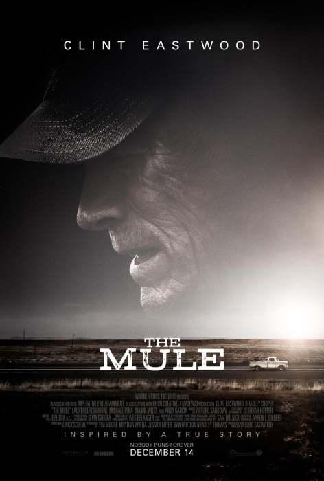 克林特·伊斯特伍德自导自演《骡子》(The Mule)首发中文预告