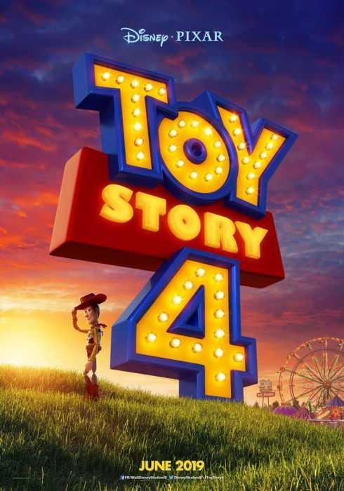 皮克斯《玩具总动员4》(Toy Story 4)新海报发布