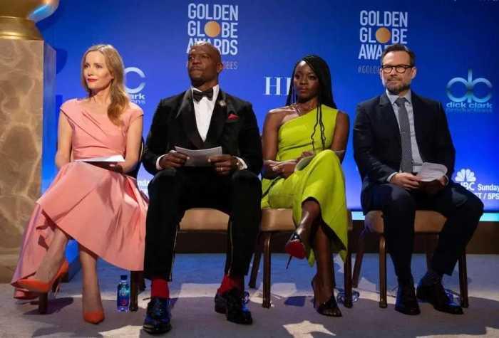第76届金球奖提名:《副总统》6项提名力压《一个明星的诞生》
