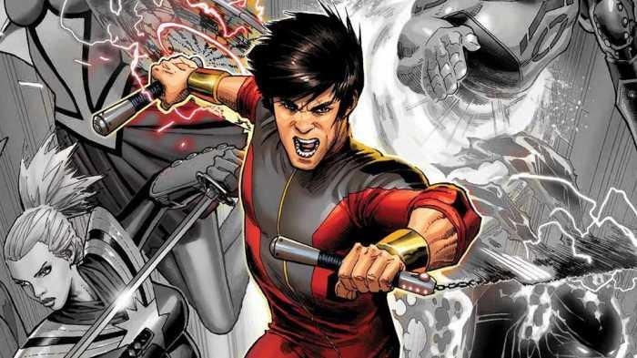 漫威将打造华裔超级英雄《上气》(Shang-Chi)