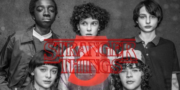 《怪奇物语》(Stranger Things)第三季发先导中文预告片