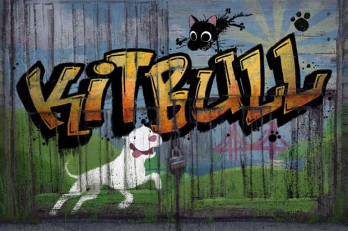 皮克斯最新暖心动画短片《Kitbull》