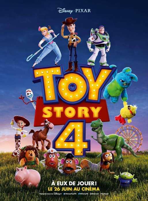 《玩具总动员4》(Toy Story 4)最新官方预告