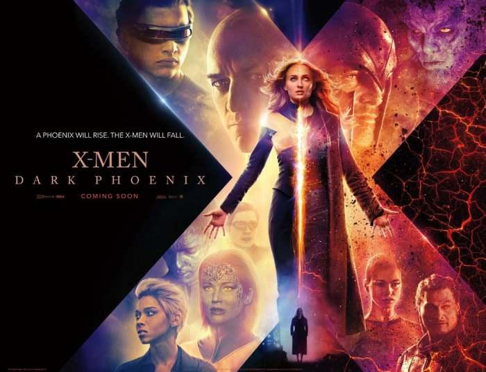 《X战警:黑凤凰》(X-Men: Dark Phoenix)曝中文预告