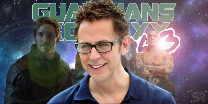 迪士尼重新雇佣斯·古恩(James Gunn) 执导《银河护卫队3》