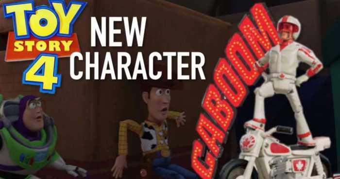 基努·里维斯(Keanu Reeves)《玩具总动员4》角色曝光