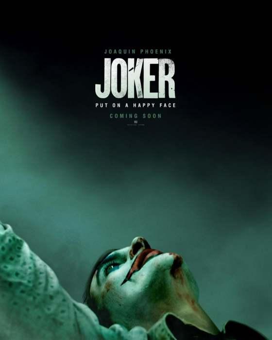 DC电影《小丑》(Joker)曝光首支预告