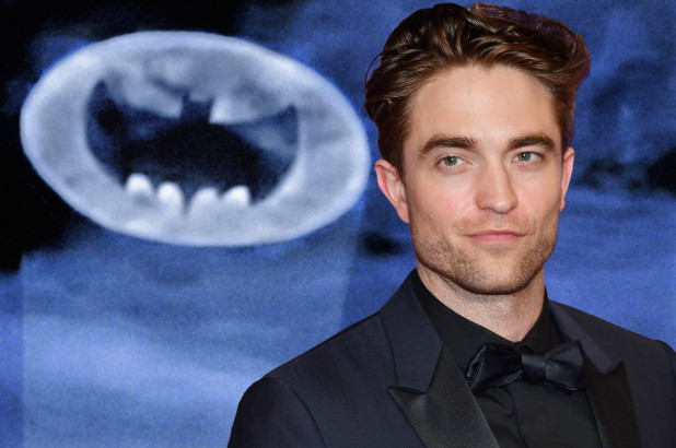 """罗伯特·帕丁森(Robert Pattinson)正式成为新一任""""蝙蝠侠"""""""