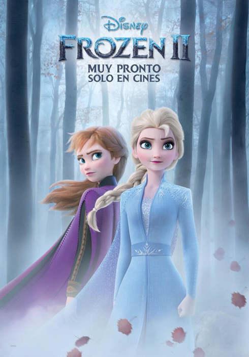 《冰雪奇缘2》(Frozen 2)发加长版中文预告
