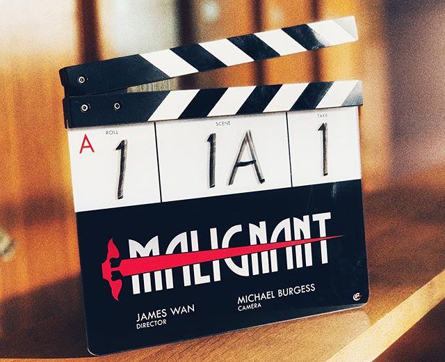 温子仁新R级惊悚片定名《恶性》(Malignant)