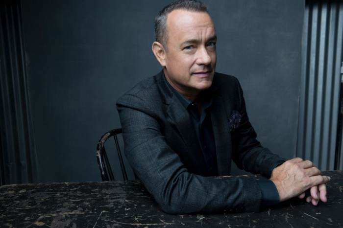 汤姆·汉克斯(Tom Hanks)获得 第77届金球奖终身成就奖