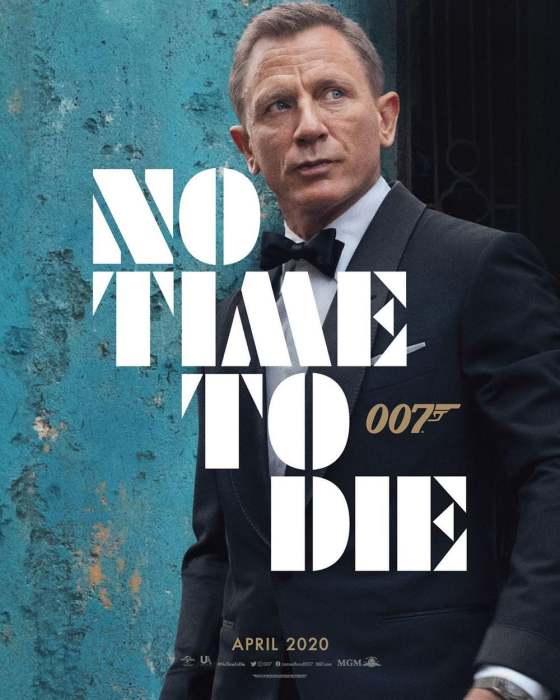 《007:无暇赴死》(007:No Time to Die)正式预告 新邦女郎亮相