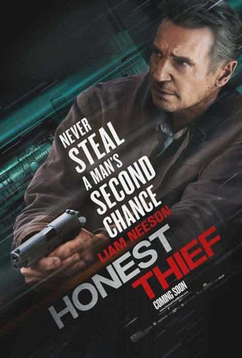 连姆尼森改当反派  《诚实的小偷》(Honest Thief)曝预告