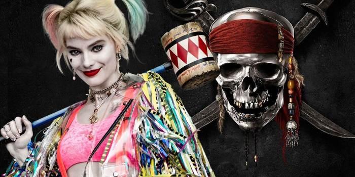 玛格·罗比(Margot Robbie)将领衔主演新《加勒比海盗》电影