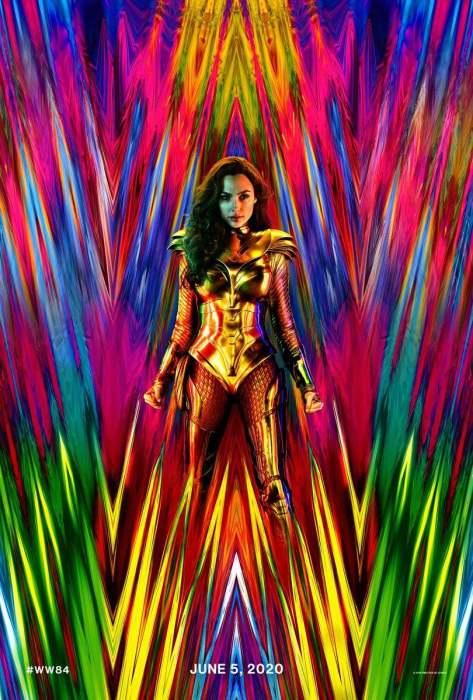 《神奇女侠1984》(Wonder Woman 1984)曝新预告