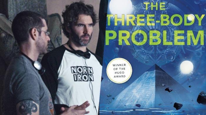 Netflix将拍《三体》剧集 由《权游》主创等打造