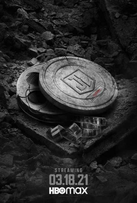 扎克·施奈德剪辑版《正义联盟》( Justice League)众多物料放出