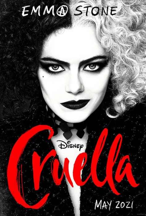 艾玛·斯通主演《库伊拉》(Cruella de Vil)首曝中字预告