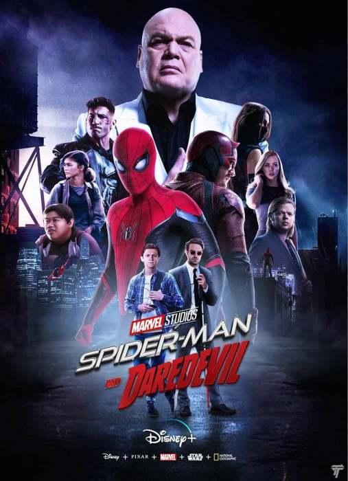 《蜘蛛侠:英雄无归》(Spider-Man: No Way Home)最新4K先导预告