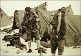 乔治·马洛里和他的登山搭档