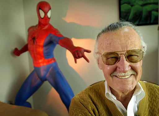 Stan Lee将客串《超市特工》