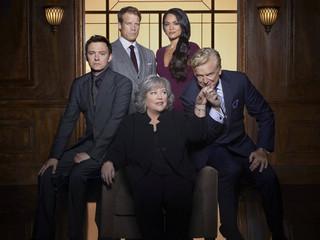 NBC续订《Harry's Law》六集剧本