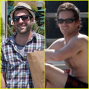 《星际迷航》《英雄》男星扎克瑞·昆图(Zachary Quinto)出柜承认是同性恋