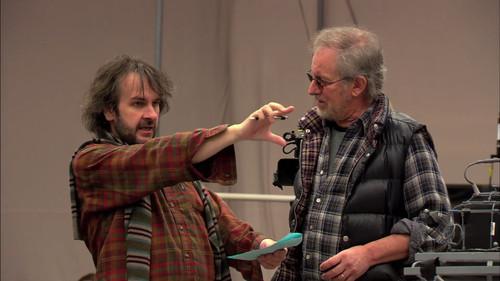 《丁丁历险记》片场拍摄揭秘 两大名导披露幕后趣事