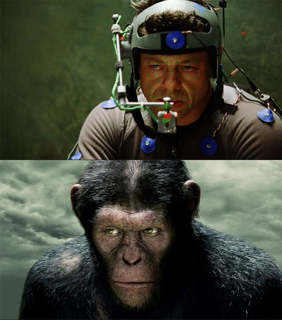安迪·塞基斯百万美元片酬签下《猩球崛起》续集