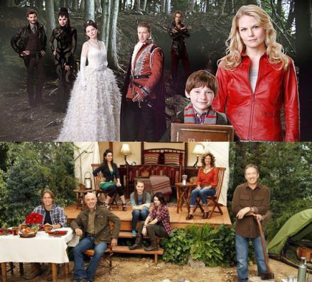 ABC续订《Once Upon a Time》《Last Man Standing》《Happy Endings》全季