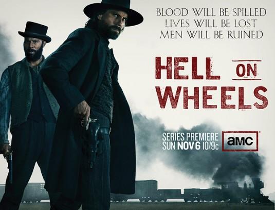 《地狱之轮》首播大热 收视仅次于《行尸走肉》