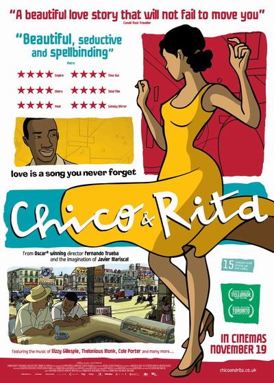 《奇可和丽塔》Chico & Rita