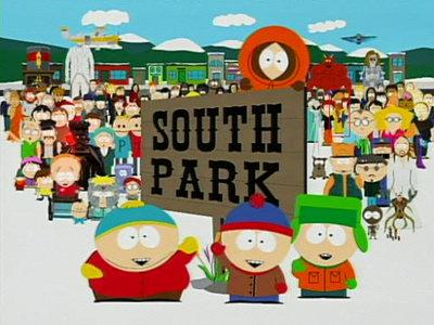 《南方公园 South Park》获三季续订