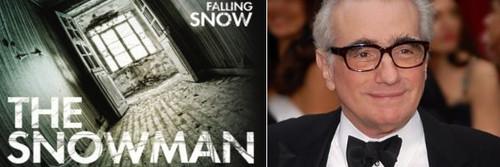 斯科塞斯确定执导《雪人》 犯罪惊悚小说改编