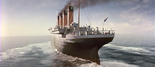 《泰坦尼克号》曝制作特辑 卡梅隆亲解3D化历程