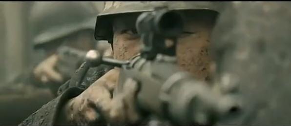 《金陵十三钗》首次曝出电影2分04秒片段