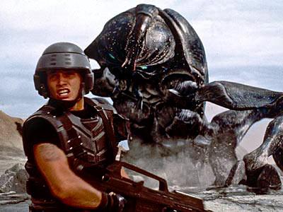 人虫大战《星河战队》将被重拍